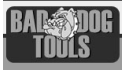 logo de Bad Dog Tools