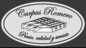 logo de Carpas Romero