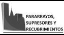 logo de Pararrayos, Supresores y Recubrimientos