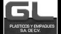 Logotipo de GL Plasticos y Empaques