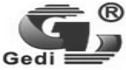 logo de Foshan Gedi Optoelectronics, Co.