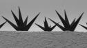logo de Picos Para Bardas De Occidente