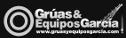 logo de Gruas y Equipos Garcia
