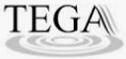 Logotipo de Agua Tega